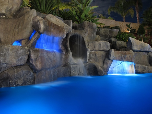 Artificial Stone Waterfall